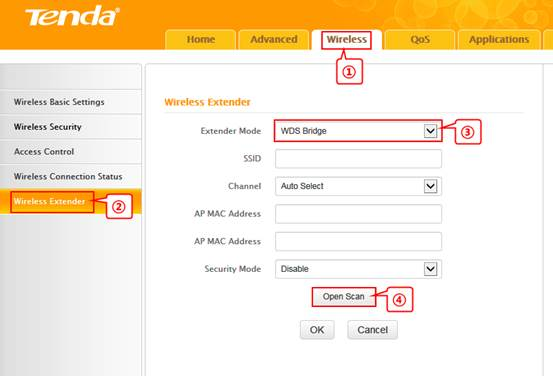 How to setup WDS bridge mode for N301-Tenda India