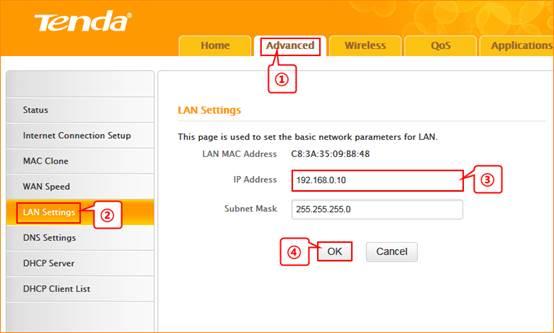 How to setup WDS bridge mode for N301-Tenda USA, Networking