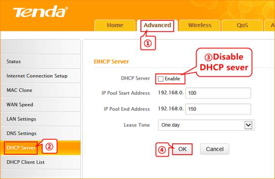 How to setup WDS bridge mode for N301-Tenda India