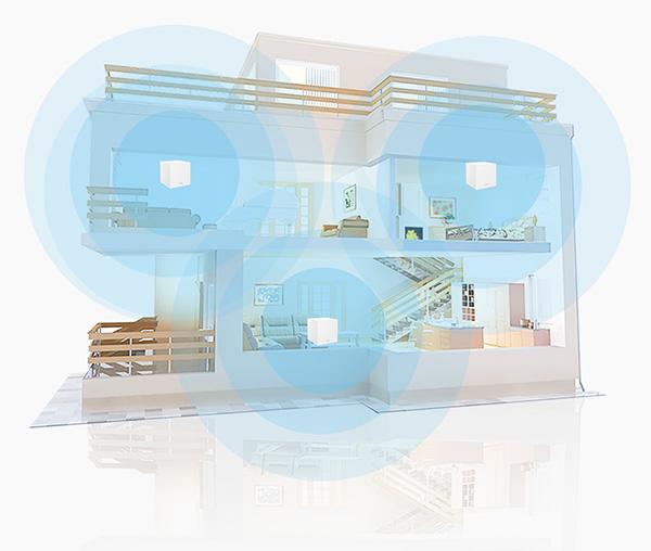 MW12 AC2100 Tri-band Whole Home Mesh WiFi System-Tenda The United Arab  Emirate