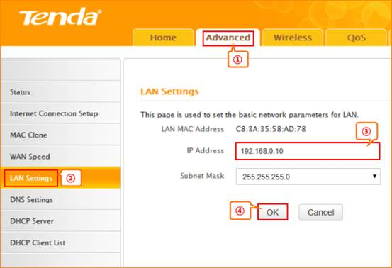 N301-How to change the SSID and wireless password-Tenda ...